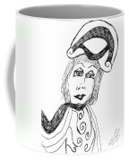 Black And White Two Coffee Mug