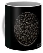 Black Beans In Bowl Coffee Mug