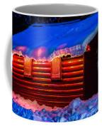 Black Bear Cabin Coffee Mug
