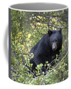 Black Bear II Coffee Mug