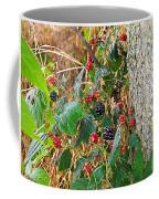 Black Berry Coffee Mug