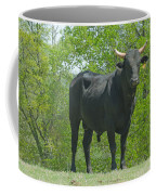 Black Bull Coffee Mug
