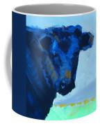 Black Calf Coffee Mug