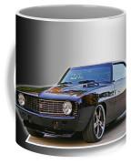 Black Camero Coffee Mug