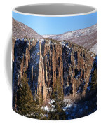 Black Canyon Butte Coffee Mug