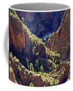 Black Canyon Of The Gunnison Coffee Mug