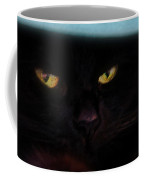 Black Cat Secrets Coffee Mug