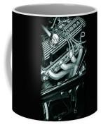 Black Cobra - Ford Cobra Engines Coffee Mug