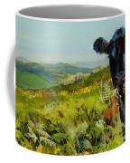 Black Cow Dartmoor Coffee Mug