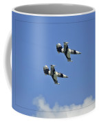 Black Diamonds In The Sky Coffee Mug
