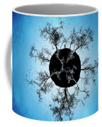 Black Earth Alone Coffee Mug by Gianfranco Weiss