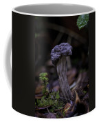 Black Elfin Saddle Coffee Mug