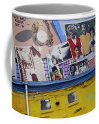 Black Family Reunion Mural Coffee Mug