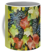 Black Grapes Coffee Mug