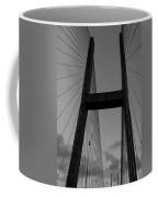 Black H Coffee Mug