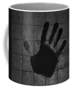 Black Hand Coffee Mug