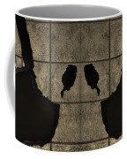 Black Hands Sepia Coffee Mug