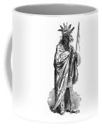 Black Hawk, Sauk Indian Leader Coffee Mug