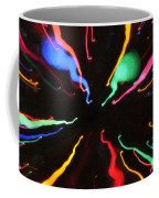 Black Hole Abstract Coffee Mug
