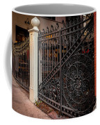 Black Iron And Red Brick Coffee Mug