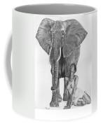 Black Ivory Coffee Mug