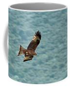 Black Kite Coffee Mug