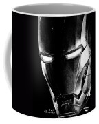 Black Led Avenger Coffee Mug by Kayleigh Semeniuk