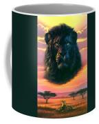 Black Lion Coffee Mug
