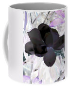 Black Magnolia Coffee Mug