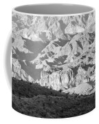 Black Mountains Of Arizona Coffee Mug