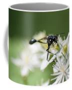 Black Mud Dauber Coffee Mug