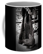 Black N White Chaps Coffee Mug