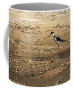 Black-necked Stilt Coffee Mug by Robert Bales