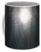 Black On Sun   Coffee Mug