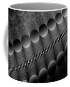 Black Pearls Coffee Mug