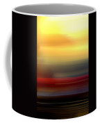 Black Red Yellow Coffee Mug