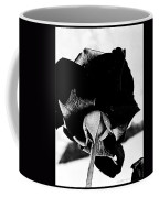 Black Rose Coffee Mug