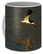 Black Skimmer Reflections Coffee Mug