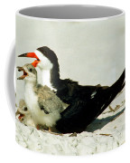 Black Skimmers Coffee Mug