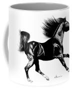 Black Speed Coffee Mug