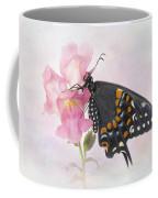 Black Swallowtail Iv Coffee Mug