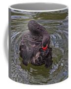 Black Swan Gladys Porter Zoo Texas Coffee Mug