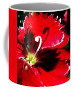 Black Swan Shadow Coffee Mug