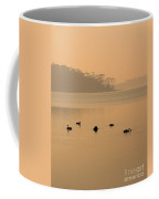 Black Swan Sunrise Coffee Mug
