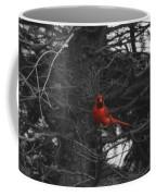 Black White And Red Coffee Mug
