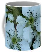 Blackberry Blossoms Coffee Mug