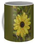 Blackeyed Suzy Mosaic Coffee Mug