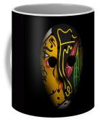Blackhawks Goalie Mask Coffee Mug