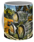 Blackjack Winery Wine Barrels Coffee Mug