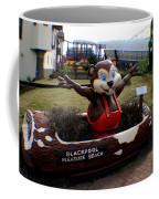 Blackpool Pleasure Beach Lancashire England Coffee Mug